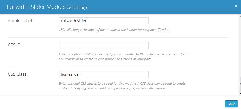 Image of how to create a Create a Custom CSS Class in DIVI