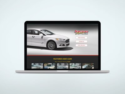 Car Dealer Web Design