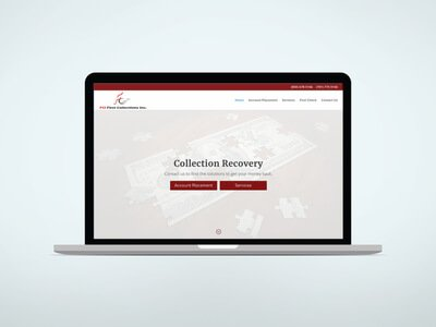 Debt Recovery Web Design