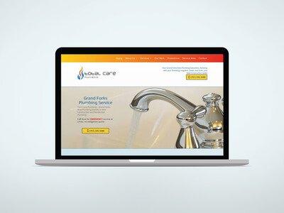 Plumbing Web Design