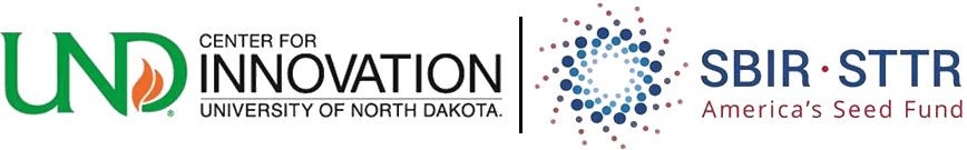 North Dakota SBIR Logo