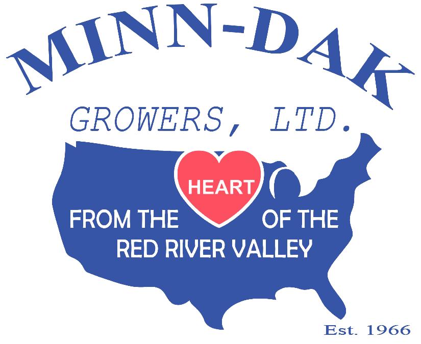 Minn-Dak Growers Logo